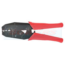 Ratchet Crimping Tool For Pre-Insulated And Heat Shrink Terminals