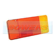 Rear Offside Combination Tail Lamp/Light Lens For Citroen/Fiat/Iveco/Peugeot Commercial Vehicles