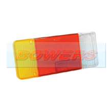 Rear Nearside Combination Tail Lamp/Light Lens For Citroen/Fiat/Iveco/Peugeot Commercial Vehicles