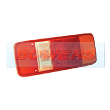Rear Combination Tail Lamp/Light Lens For MAN/Mercedes Commercial Vehicles