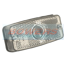 Clear Front Rectangular Marker/Position/Side Lamp/Light