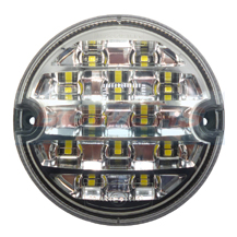 Land Rover Defender NAS Style 95mm LED Reverse/Front Side Lamp/Light Upgrade 12v/24v