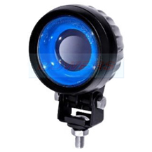 Blue Arrow LED Warning Spot Light Lamp Forklift Truck Warehouse Safety