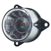 55mm Round Inner LED Reverse Light For 98mm Combinable Lights Lamps