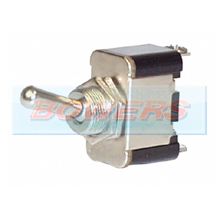 12v Heavy Duty ON/OFF Metal Toggle Switch (Screw Terminals)