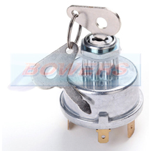 12v/24v Lucas 35670 128SA Style 4 Position Universal Ignition Switch
