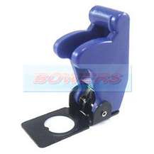 Blue Aircraft/Missile Style Toggle Switch Cover