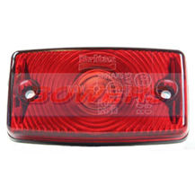 Britax 614.00.LB Ford Transit Ingimex Dropside Tipper/Chassis Cab Red Rear Marker Lamp/Light