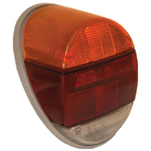 Classic Car Rear Lighting