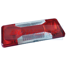 Rear Combination Tail Lamp Light Lens For Iveco Daily Tipper 2006 Onwards