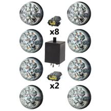 Land Rover Parts | Lighting | Lights | LED | Headlights | Headlamps