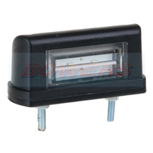 12v/24v LED Number Plate Lamp/Light FT-016