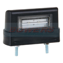 12v/24v LED Number Plate Lamp/Light FT-016/1