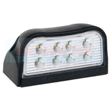 12v/24v LED Number Plate Lamp/Light FT-026