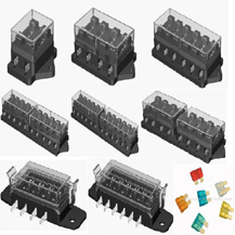 Fuses & Fuse Boxes/Holders