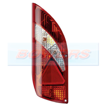 Jokon L3100 10.2220.011 Rear Left Hand Caravan Tail Light Lamp