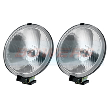 "Wipac LA1009 6 3/4"" Inch Classic Mini Land Rover Spot Lights Lamp Driving Lights"