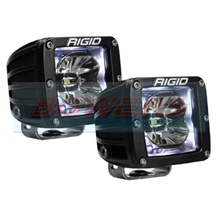 Rigid Industries Radiance LED Pods With White Back Lighting