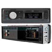 Caliber RMD031 12v Slim/Shallow Depth USB/SD/AUX FM Stereo/Radio