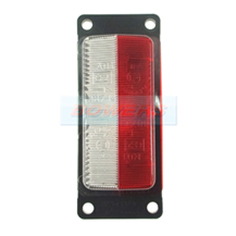 Genuine Vignal FE88 Red/White Marker Lamp/Light