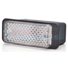 WAS W84 Flush Fitting Mounted Reverse Light Lamp