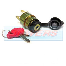 Universal 4 Position Ignition Switch