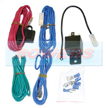 Universal 12v Spot/Fog/Driving Lamp/Light Wiring Kit