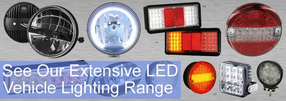 LED Vehicle Lighting